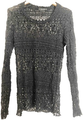 Isabel Marant Black Lace Tops