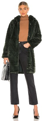 Apparis Celina Faux Fur Jacket