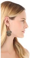 Lulu Frost Crest Earrings
