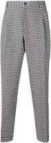 Etro baggy 'Manhattan' trousers - men - Cotton/Linen/Flax - 48