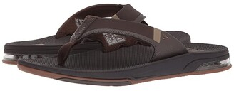 Reef Fanning Low (Olive) Men's Sandals