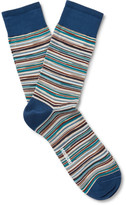 Missoni - Striped Cotton-blend Socks