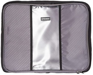 Travelpro 17.5 Crew Versapack Laundry Organizer - Max Size (Grey) Wallet