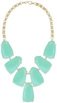 Kendra Scott Harlow Statement Necklace in Chalcedony