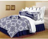 Home Dynamix Classic Trends Indigo 5-Piece King Comforter Set