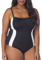 La Blanca Block My Way One-Piece Swimsuit