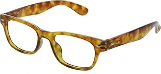 Peepers by PeeperSpecs unisex-adult Clark Square Reading Glasses