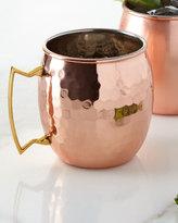 Mikasa Hammered Moscow Mule Mug