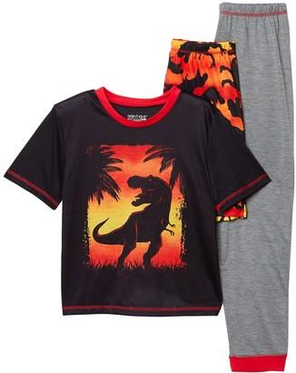 Komar Saint Eve Dinosaur 3-Piece Pajama Set