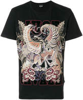 Just Cavalli embroidered T-shirt