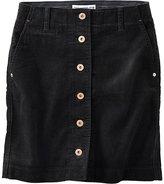 Uniqlo Women Idlf Corduroy Mini Skirt