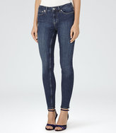 Reiss Stevie Low-Rise Skinny Jeans