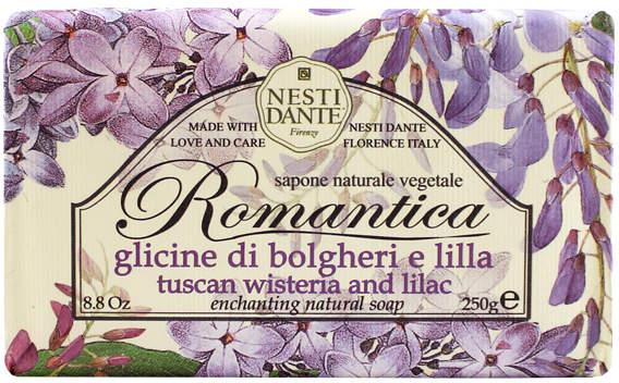 Romantica - Tuscan Wisteria and Lilac by Nesti Dante (250g Soap)