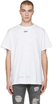 Off-White White Care 'Off' T-Shirt