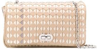 SERAPIAN Printed Shoulder Bag