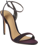 Alexandre Birman Willow 110 Metallic Stretch Sandal