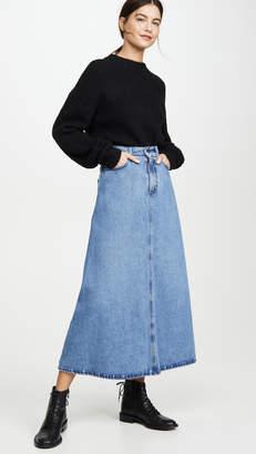 Nobody Denim Como Skirt