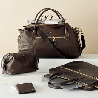 Mark & Graham Harvey Slim Leather Wallet