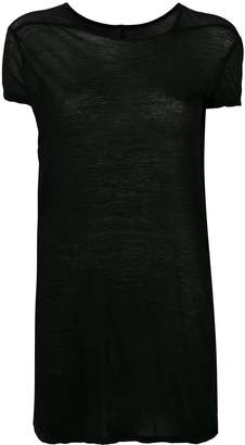 Rick Owens long length T-shirt