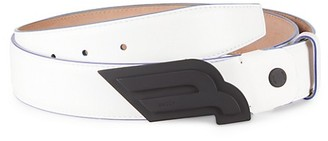 Bally Carby Leather Belt