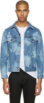 Saint Laurent Blue Denim sweet Dreams Jacket