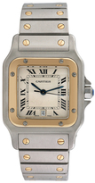 Cartier Vintage Santos Galbee Stainless Steel Watch, 40mm