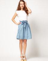 A Wear Denim Skirt