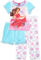 Disney 3-Pc. Elena of Avalor Pajama Set, Toddler Girls (2T-5T)