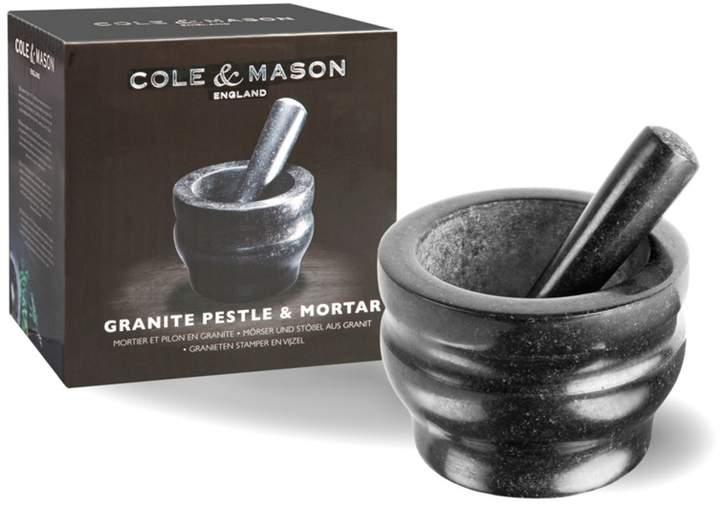 Cole & Mason 14Cm Granite Pestle & Mortar