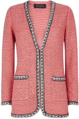 St. John Chain Detail Jacket