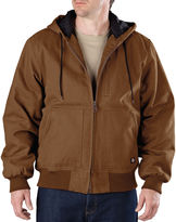 Dickies Heavy-Duty Sanded Duck Hooded Jacket-Big & Tall