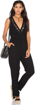 Twelfth Street By Cynthia Vincent Crossover Jumpsuit