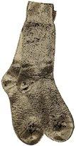 Ann Demeulemeester metallic effect socks