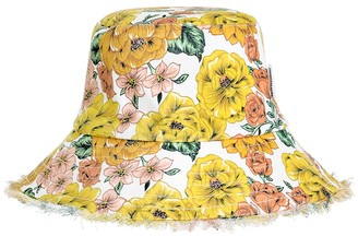 Zimmermann Frayed Bucket Hat