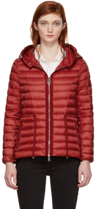 Moncler Red Raie Jacket