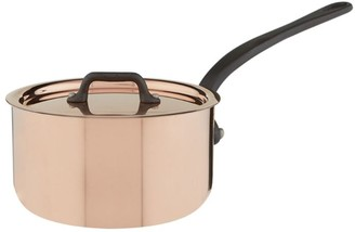 Mauviel Copper Saucepan And Lid (16Cm)