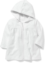 Old Navy Hooded Loop-Terry Swim Cover-Up for Baby