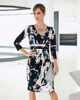 Together Print Dress