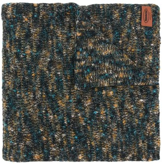 Missoni Pre Owned 1980's Knitted Scarf
