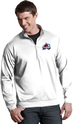 Antigua Men's Colorado Avalanche Leader Pullover