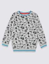 Marks and Spencer Thomas & FriendsTM Sweatshirt (3 Months - 7 Years)