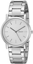 DKNY Women's NY2342 SOHO Silver Watch