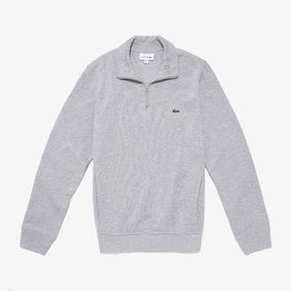 Lacoste Men's Standup-Collar Cotton Sweatshirt