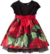 Youngland floral dress - toddler