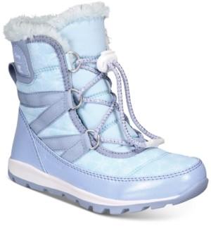 Sorel Disney x Little Girls Whitney Short Frozen 2 Boots Women's Shoes