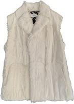 Laurèl Beige Fur Jacket for Women