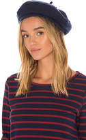 Brixton Audrey Beret in Navy. - size M (also in S,XS)