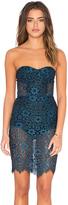 For Love & Lemons Sophia Bustier Dress