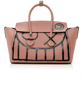 Bally M'O Exclusive Andre Saraiva Tagged Sommet Tote