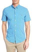 Vineyard Vines Men's Fort George Tucker Slim Fit Gingham Sport Shirt